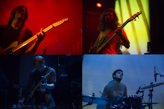 Swim to Cape Sherpa, is a band created in Chania, Crete