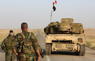 Rusia: Ejército sirio expulsa a Daesh de tres grandes ciudades