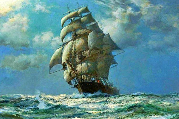 Kaptan Briggs en son notunda kötü hava koşullarından ve bozuk gemi pompasından dert yanmıştı.