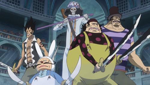 One Piece Episode 815 Subtitle Indonesia