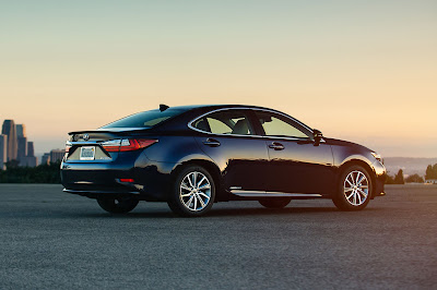 Lexus ES 2018 Review, Specs, Price