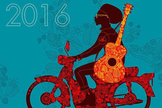 Convocatoria de diseño. 5th International Reggae Poster Contest
