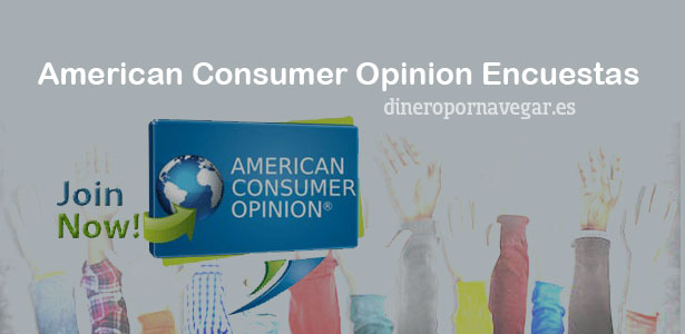 American Consumer Opinion: Encuestas remuneradas Latinoamérica