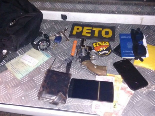 11ª CIPM prende assaltantes que atuavam no Rio Vermelho