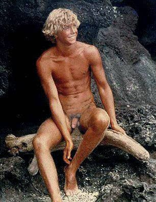 Butt naked christopher atkins