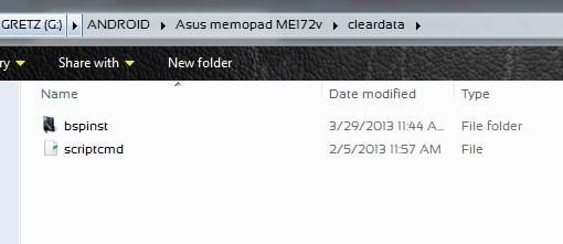 TUTORIAL FLASHING HANDPHONE: Hard Reset Asus memopad ME172v