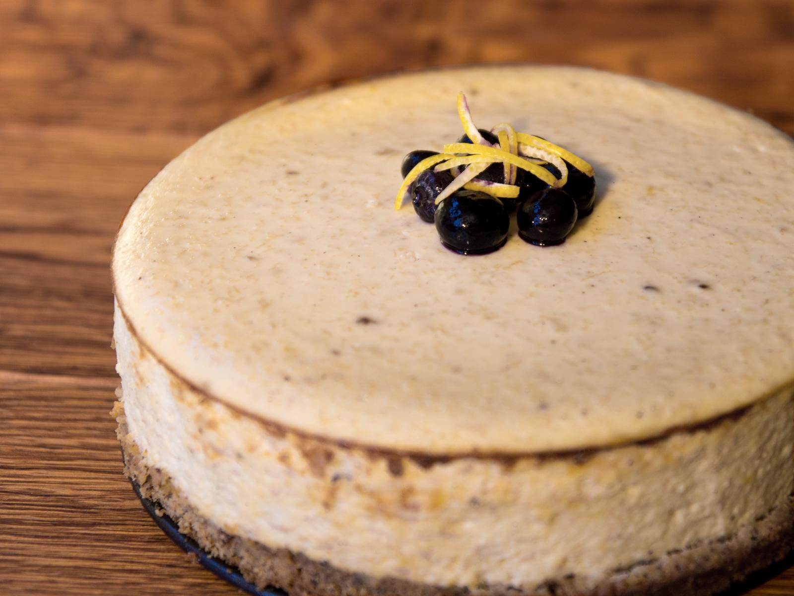 clean strong minimalist kaesekuchen ohne zucker. Black Bedroom Furniture Sets. Home Design Ideas