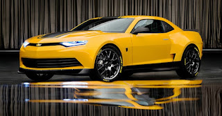 Bumblebee 2014 Chevy Camaro