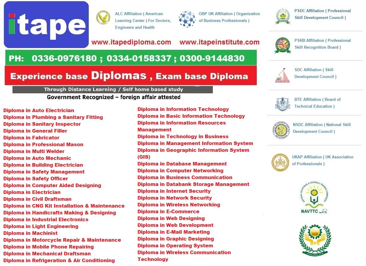 #diploma #certificate #Pakistan #jobs #uae #ksa #Oman #Bahrain #Qatar #Kuwait : These #diplomas ...