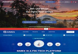 Jasa Verifikasi Akun Global Exchanger Seperti Indodax, Simex, Bcoin Harga 50 Ribuan
