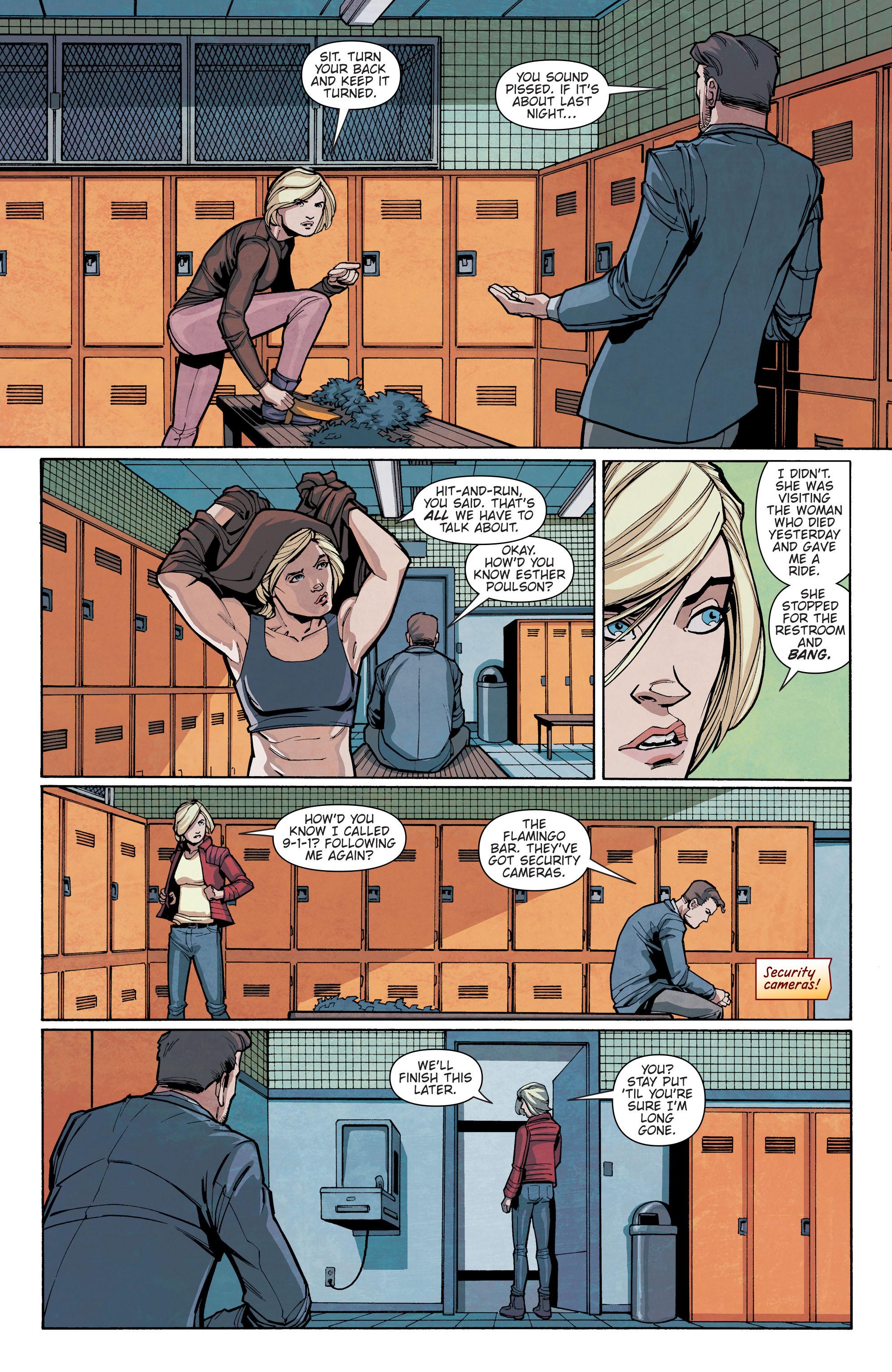 Read online Slash & Burn comic -  Issue #4 - 10
