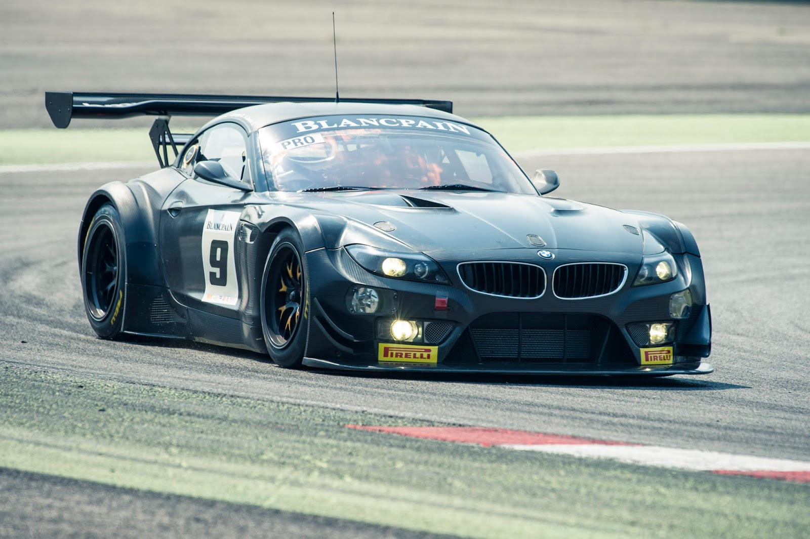 Motoring Malaysia Race Tech Bmw Z4 Gt3 For Alessandro