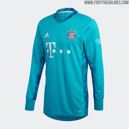 Bayern Munich 20-21 Goalkeeper Kits Released - Footy Headlines