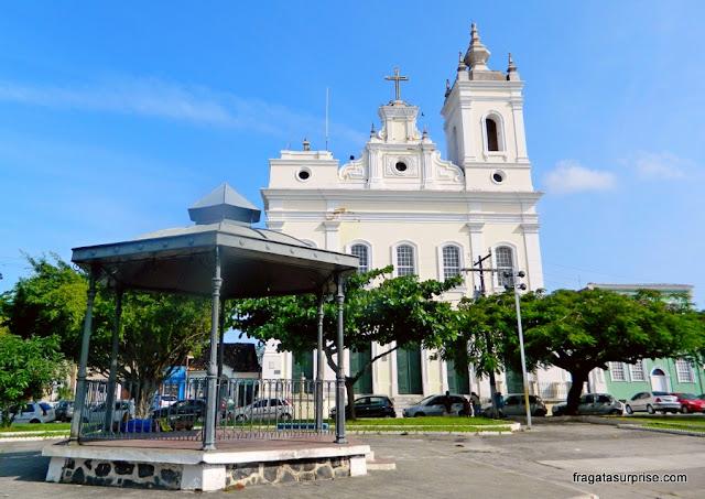 Salvador, Bahia, Igreja de Santo Antônio Além do Carmo