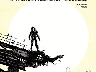 REVIEW - Eclipse Volume 1 by Zack Kaplan