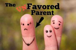 Unfavored Parent, step parenting, blended family