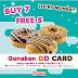 Promo Dunkin Donuts Lucky Monday Dengan DD Card Periode Oktober 2017