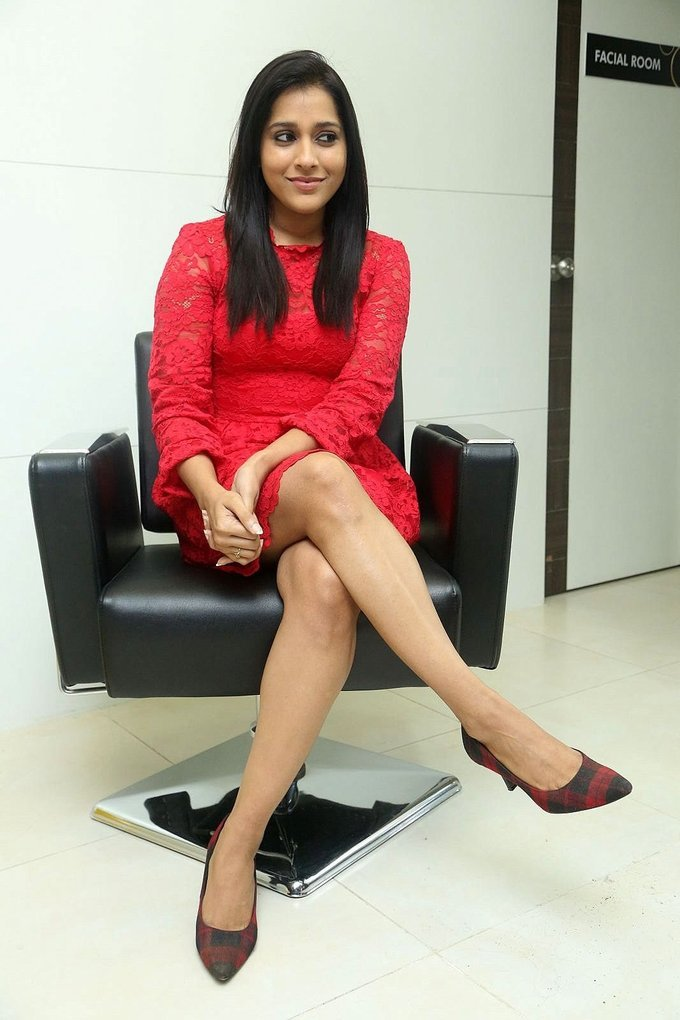 Rashmi Gautham During Be You Salon Launch Photo Gallery