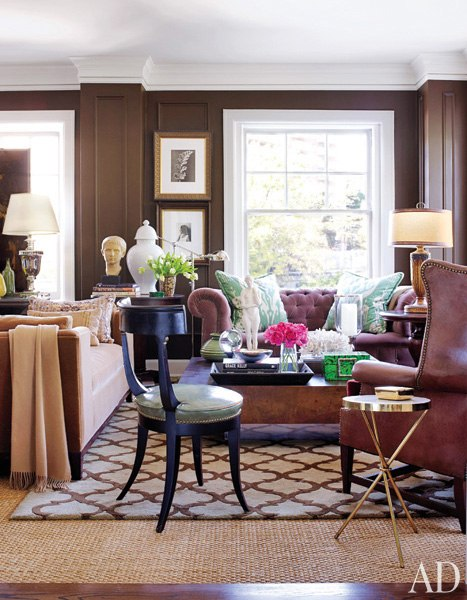 Architectural Digest Interior Design Trends High Fashion Home