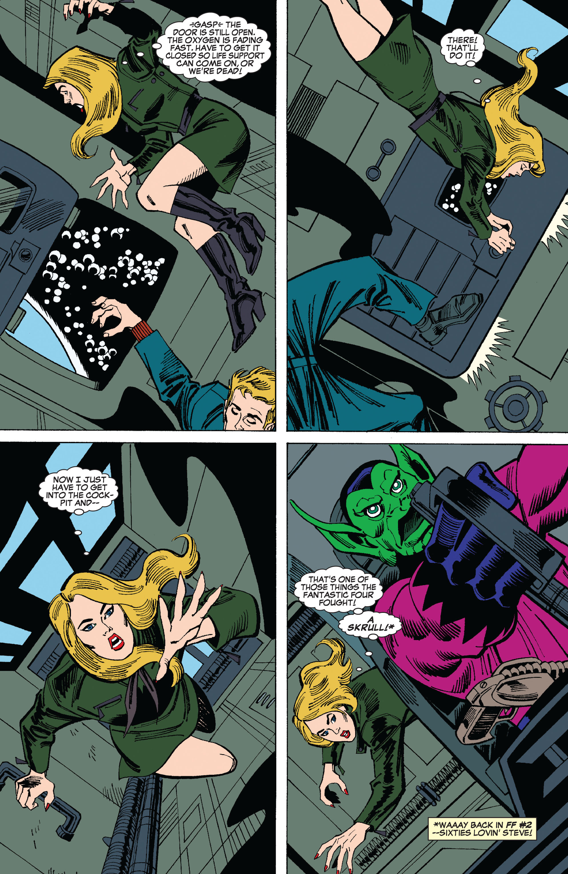 Read online Secret Invasion: The Infiltration comic -  Issue #8 - 16