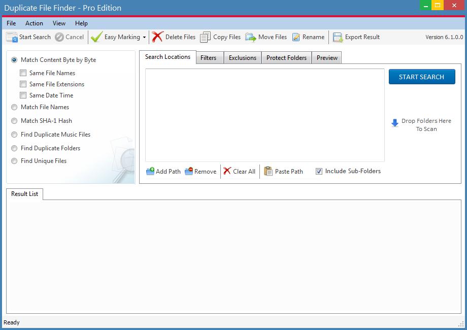 Get Duplicate File Finder Crack