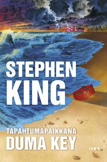 Tapahtumapaikkana Duma Key - Stephen King