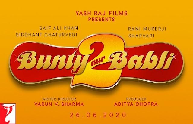 'बंटी और बबली 2' की रिलीज डेट फाइनल, 26 जून को सिनेमाघरों में होगी रिलीज