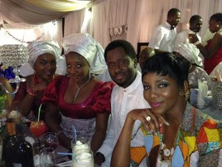 01 Wedding photos: Funke Akindele weds Kenny Almaroof