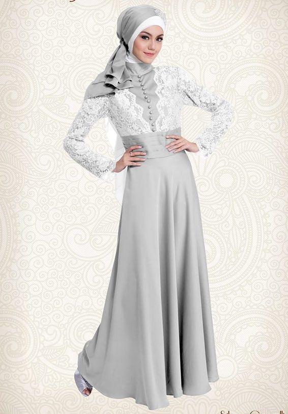 20 Kebaya Muslimah Wisuda Modern Busana Indonesia