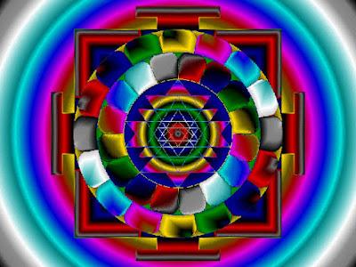 Sri Yantra, Simbol Geometri Suci