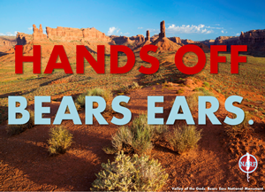 Hands Off Bears Ears - A Call to Action