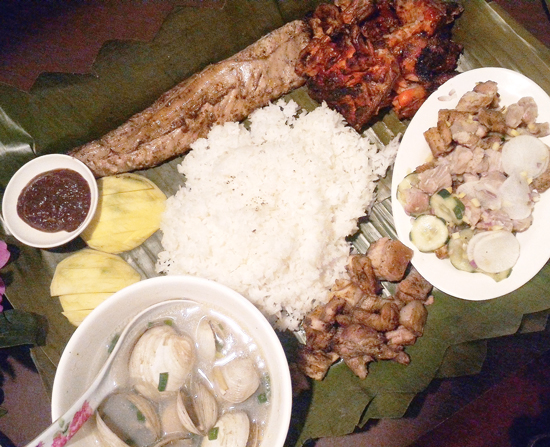 BOODLE FEAST AT KUSINA SA SUBLI THIS KADAYAWAN