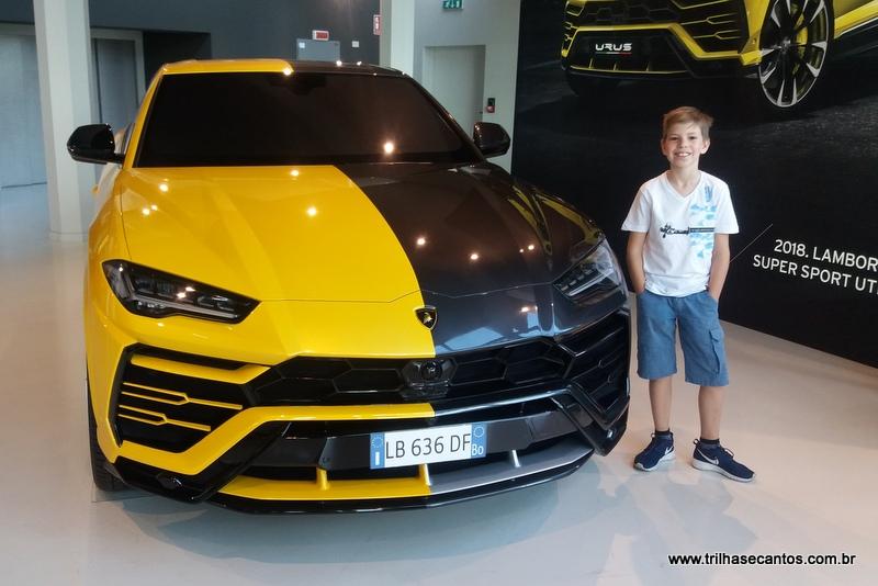 Museu Lamborghini Italia