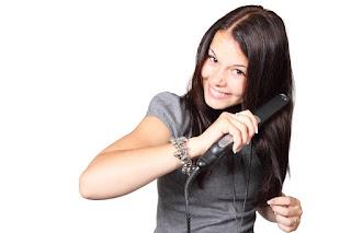 Cara Rebonding Rambut