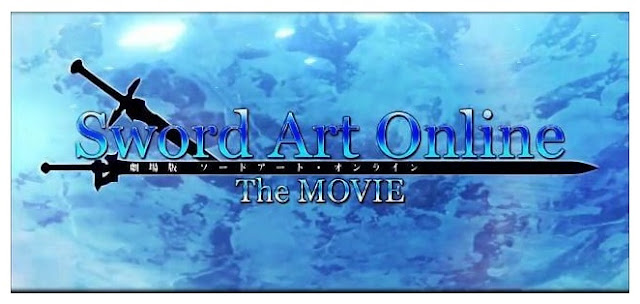 Cover Sword Art Online The Movie - Ordinal Scale