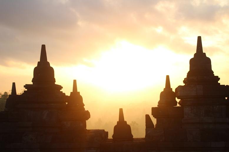 Borobodur Yogyakarta Indonesia