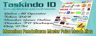Pulsa murah Riau