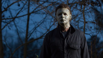 Videos: Michael Myers On The Attack in New Halloween (2018) Video