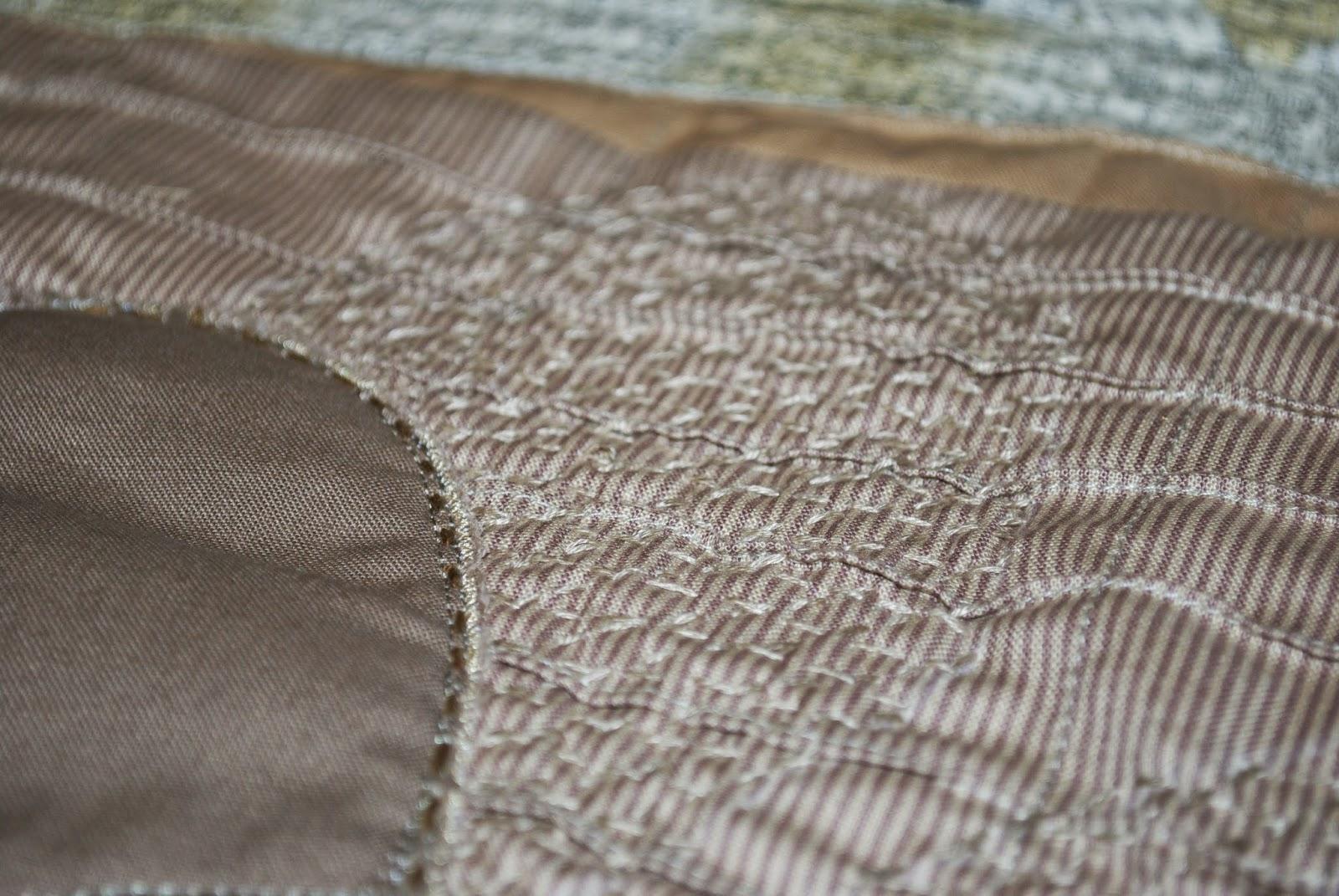 Detailansicht Fußmatte