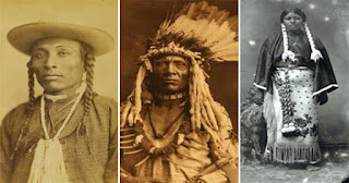 First Americans, Black Indians from Africa