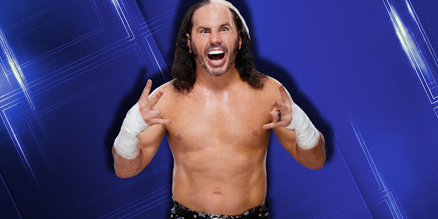"""Matt Hardy Would Like To Bring Back The """"Broken"""" Gimmick"""