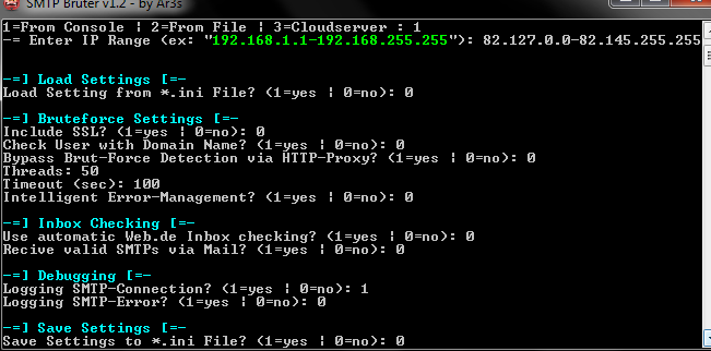 TOOL] SMTP Scanner 2015 - Exploiting Tools - Cracking Portal