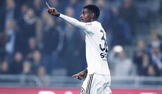 Real Madrid Close To Signing Alexander Isak For Record Swedish Transfer Fee