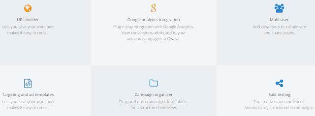 Qwaya Features