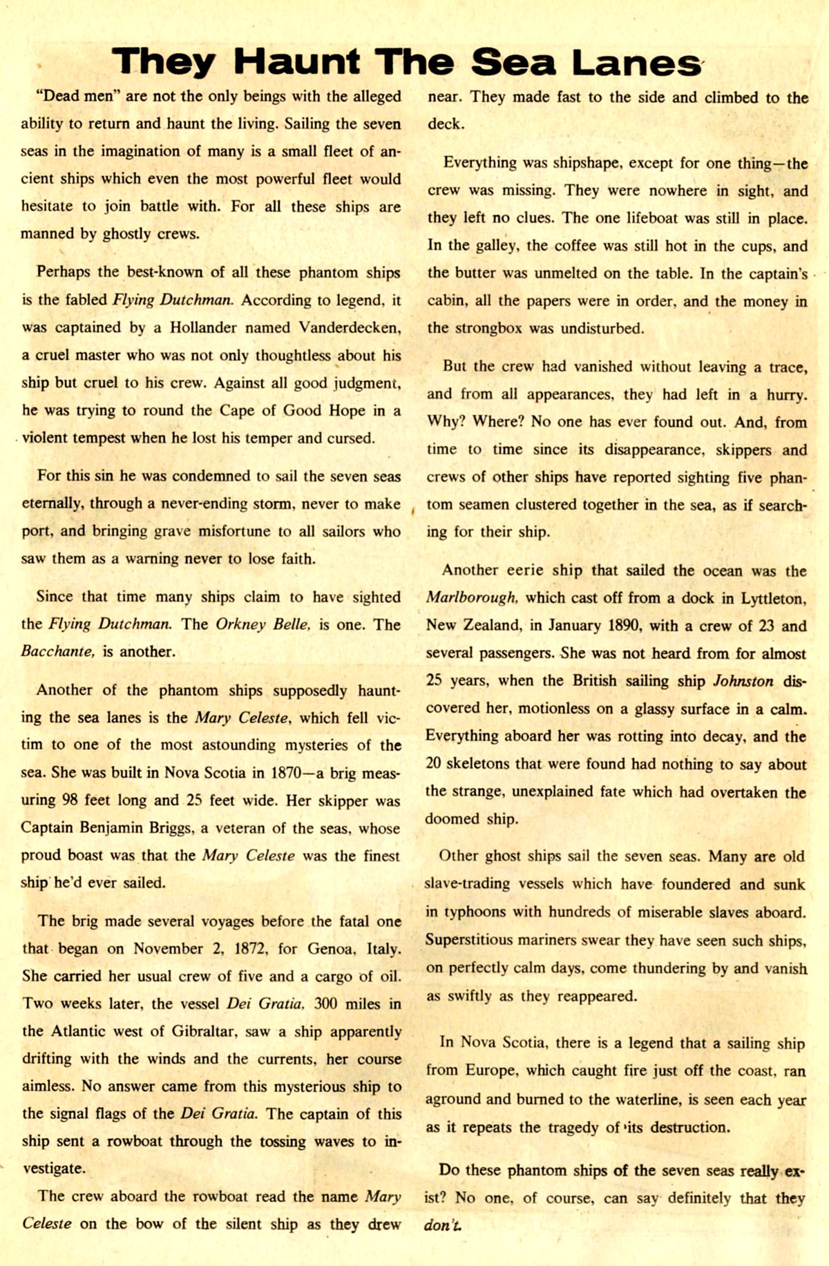 Strange Adventures (1950) issue 208 - Page 14