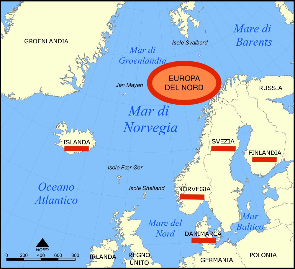 Europa Del Nord Cartina Muta.Diario Di Scuola Maggio 2016