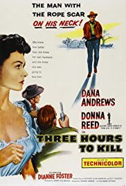 Watch Three Hours to Kill Online Free 1954 Putlocker