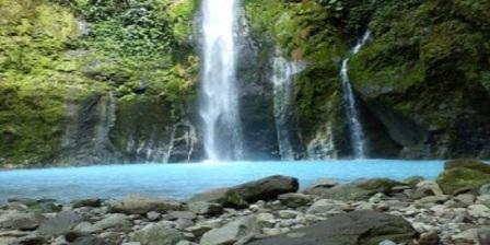 Wisata Air Terjun Dua Warna Sibolangit  wisata air terjun dua warna sibolangit wisata air terjun 2 warna sibolangit