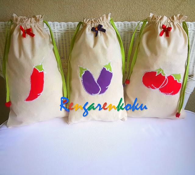 kurutulmuş gıda torbası