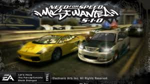 Game Nfs most wanted (ppsspp) High Compress